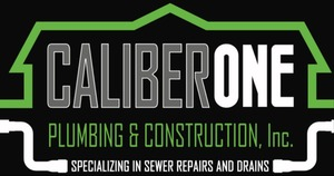 Caliber One Plumbing and Construction, Inc.